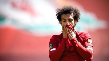 Liverpool 1, Burnley 1: se compromete el récord