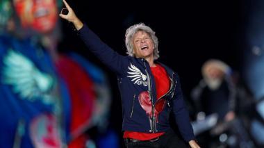 Jon Bon Jovi nació en Nueva Jersey, Estados Unidos.