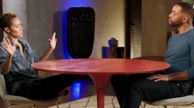 Jada Pinkett Smith le confiesa a su esposo Will Smith que tuvo un amante