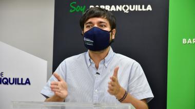 Barranquilla empezó a ganarle la batalla al COVID-19: alcalde Pumarejo