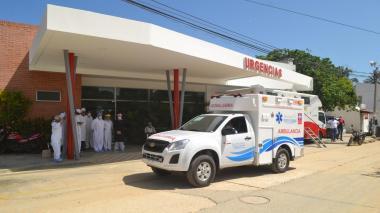 Entregan ambulancia medicalizada en Puerto Colombia