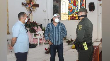 A pesar de la alerta roja en Maicao celebrarán el día de la Virgen del Carmen