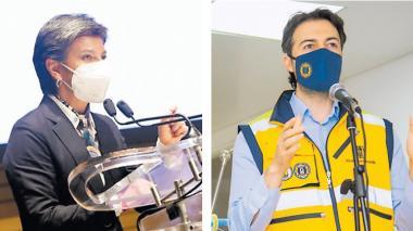 Bogotá evalúa cierre general y Medellín avanza con el 4/3