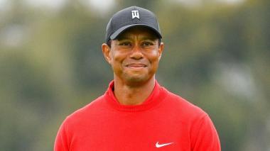 """""""Sentí que era mejor quedarse en casa y estar a salvo"""": Tiger Woods"""