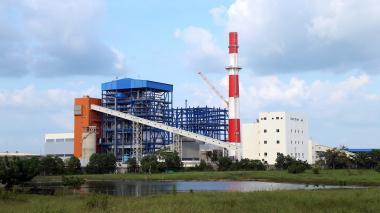 Térmicas generaron 33% de la energía en el primer semestre: Andeg