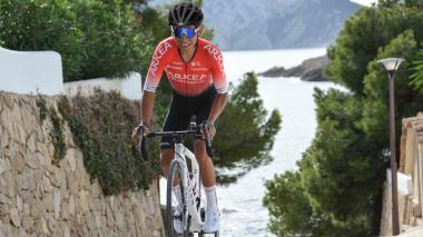 Quintana sufrió politraumatismos en la rodilla derecha al ser atropellado por un conductor imprudente.