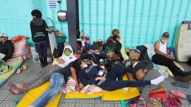 Según la oposición Maduro criminaliza a los venezolanos que han decidido regresar a Venezuela.