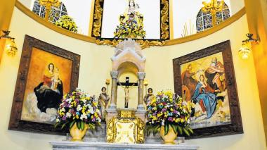 Barranquilla celebra un inédito Día de la Virgen del Carmen