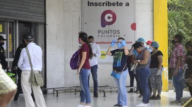 Dígitos 8 y 9 podrán circular este domingo en Barranquilla