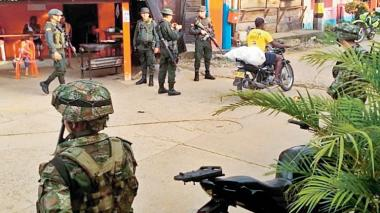 Grupos ilegales estarían cobrando servicio de seguridad en Córdoba