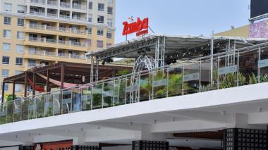 Los restaurantes deben contar con terraza para postularse al piloto.