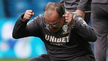 Bielsa acaba con 16 años de sufrimiento del Leeds United