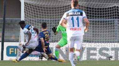 Castigo para el Atalanta, pese al tercer gol seguido de Duván
