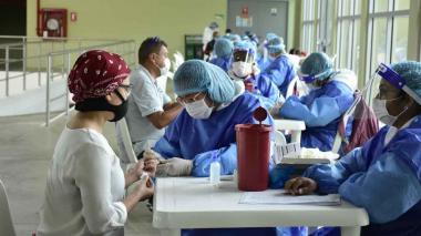Nueve mil pruebas rápidas se han realizado en Barranquilla