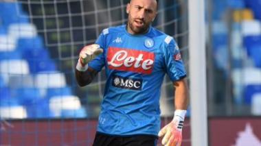 Ospina, decisivo en el triunfo 2-1 del Nápoles contra el Udinese