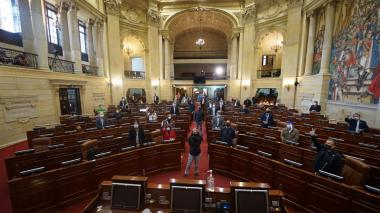 En video | Fallas técnicas marcaron instalación virtual del Congreso