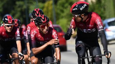 Egan Bernal y Froome regresan en la Ruta de Occitania