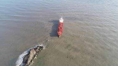 Nueve buques han ingresado y zarpado del Puerto tras encallamiento