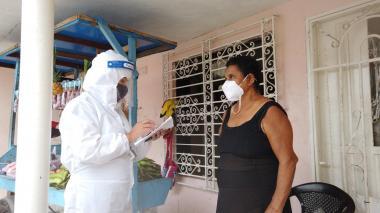 Distrito levanta cerco sanitario en el Suroriente