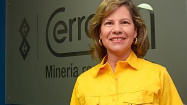 Claudia Bejarano es ratificada como presidente de Cerrejón
