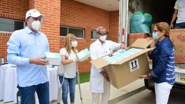 Nuevo hospital de Soledad, habilitado para urgencias