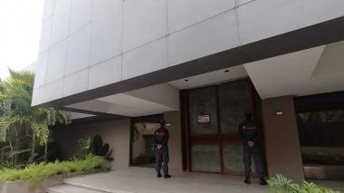 En video | Fiscalía ocupa siete lujosos bienes de Saab en Barranquilla