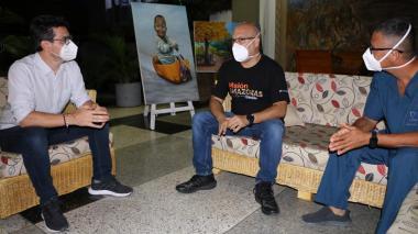 A través de Misión Colombia reforzarán salas COVID en Córdoba