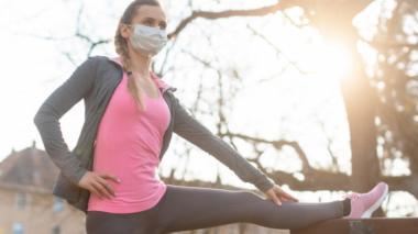El uso del tapabocas: debate entre el autocuidado y el ejercicio