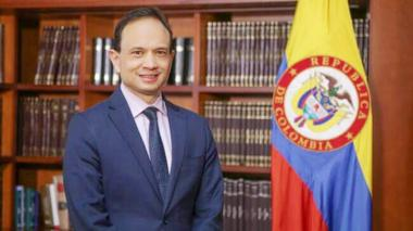 Magistrado Carlos Bernal.