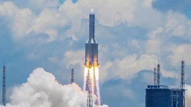 China se suma a la carrera por explorar Marte