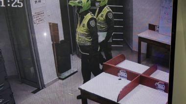 """""""El uniforme era idéntico al de la Policía"""""""