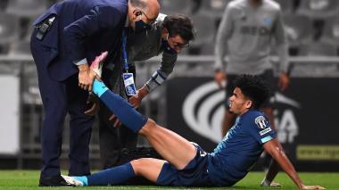 En video | Mateus Uribe y Luis Díaz salieron lesionados en caída del Porto