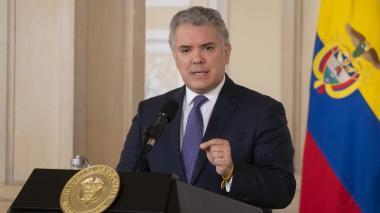 Duque pide no usar la memoria de Simón Bolívar para justificar autoritarismos
