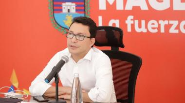 Caicedo pidió cooperación a Cuba para atención a la COVID-19