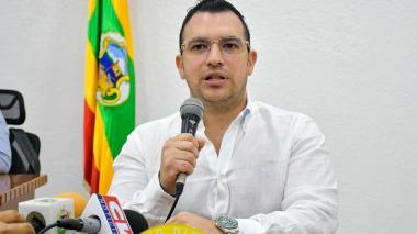 Denuncian por concusión al contralor distrital de Barranquilla, Jesús Acevedo