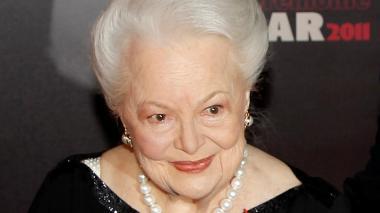 Muere Olivia de Havilland, actriz de 'Lo que el viento se llevó'