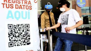 Abren comercios con atención al público en Barranquilla