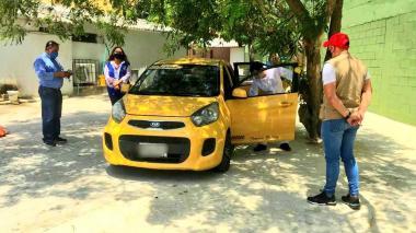 Sindicatos de taxistas piden reforzar protocolos de bioseguridad