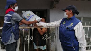 Alcaldía de Cartagena ha entregado más de 3.500 ayudas especiales