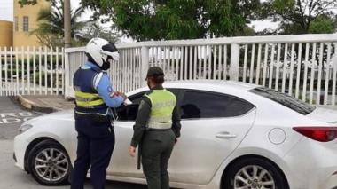 Pico y placa para vehículos particulares sigue suspendido: DATT