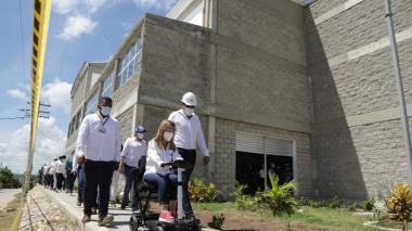 Nodo Sena en Galapa será entregado a finales de agosto