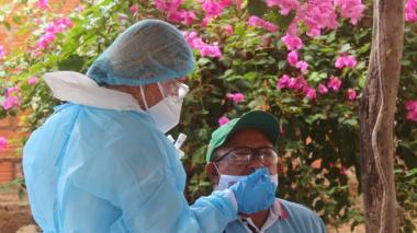 En la planta de sacrificio de Maicao se tomaron muestras masivas de COVID-19
