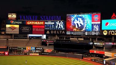 Yankee Stadium, casa de los encopetados Yanquis de Nueva York.
