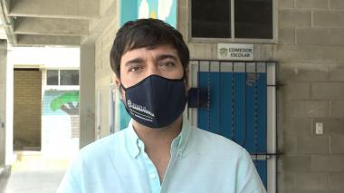 En video | Misión médica viaja a Medellín a apoyar batalla contra la COVID-19