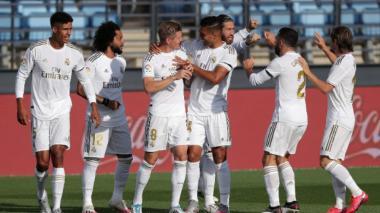 El reciente éxito logrado, tras hacerse con la 34ª Liga de su historia, augura un futuro mejor para la entidad dirigida por Florentino Pérez.