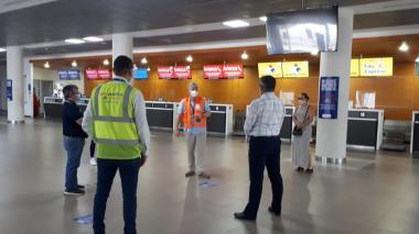 Aerocivil da visto bueno al aeropuerto de Santa Marta para reiniciar vuelos