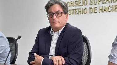 Ministro de Hacienda, Alberto Carrasquilla