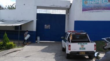 Cárcel La Vega de Sincelejo.