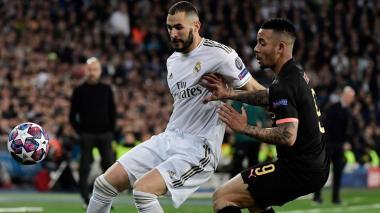 """""""Queremos continuar como estábamos en liga y ganar frente al City"""": Benzema"""