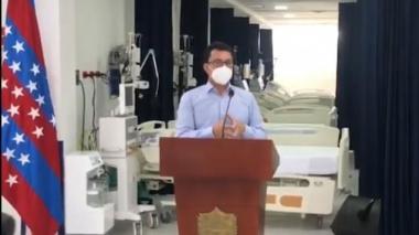 Entra en operación UCI con 17 camas en el hospital de Ciénaga